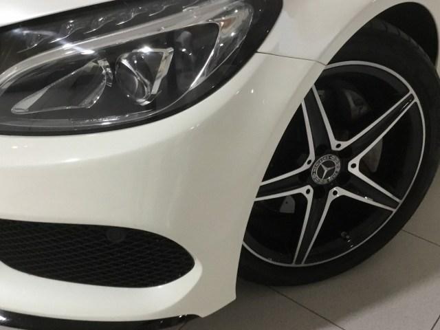 Mercedes-Benz Certified Clase C 220d Coupé AMG Line