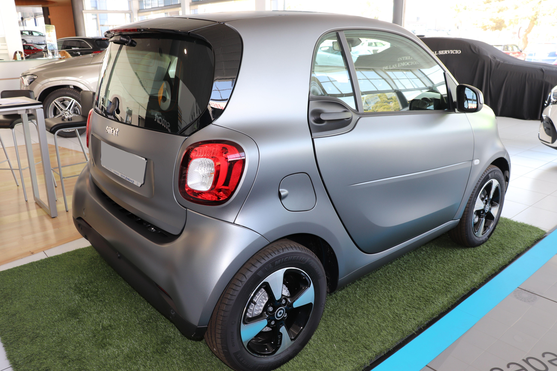 Vehículos Km 0 SMART EQ FORTWO