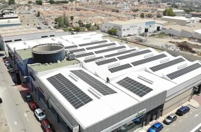 ISE finaliza la construcción de 127 kW para Grupo Saveres