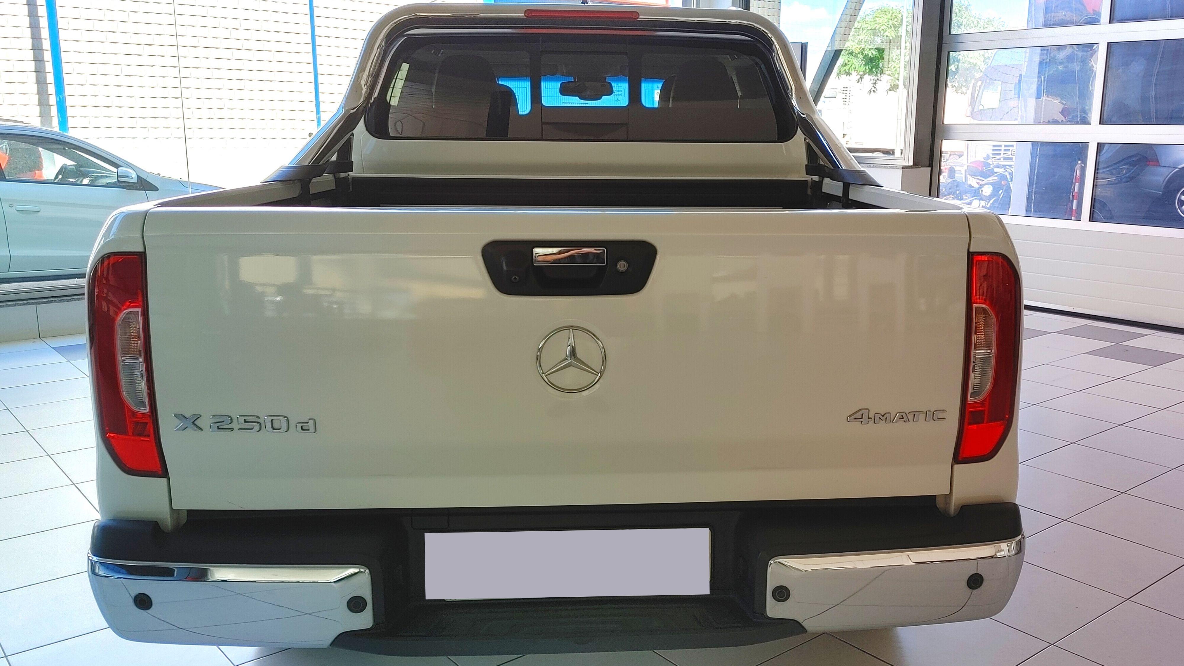 Vehículos de Ocasión MERCEDES-BENZ Clase X250d 4MATIC ENG