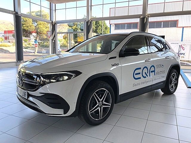 Vehículos Km 0 MERCEDES-BENZ EQA 250