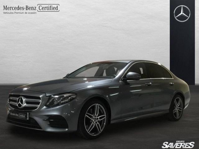 Mercedes-Benz Certified Clase E220 d AMG Line (EURO 6d-TEMP)