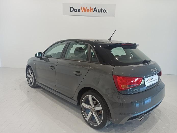Vehículos de Ocasión Audi A1 Sportback 1.6 TDI