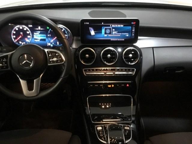 Mercedes-Benz Certified Clase C 200 d AMG Line (EURO 6d-TEMP)