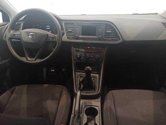 Vehículos de Ocasión SEAT León ST 1.6TDI CR S&S Style 115