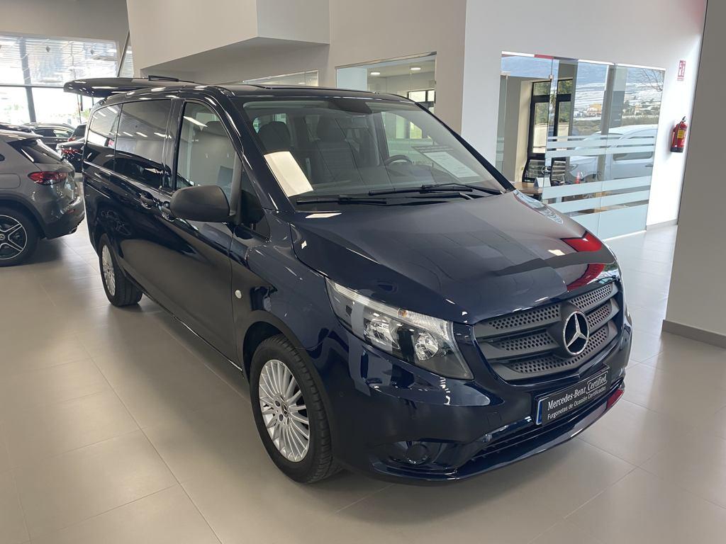 Furgoneta Mercedes-Benz Certified MERCEDES-BENZ  VITO 114 CDI TOURER PRO LARGO