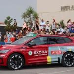 Saveato colabora en la etapa 10 de La Vuelta